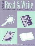Watch Me Read & Write