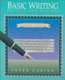 Basic Writing: Process and Purpose