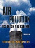 Air Pollution Its Origin and Control