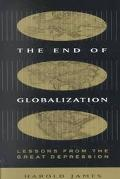 End of Globalization Lessons from the Great Depression