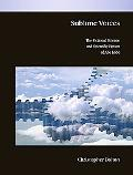 Sublime Voices: The Fictional Science and Scientific Fiction of Abe K&#333:b&#333: