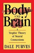 Body and Brain A Trophic Theory of Neural Connections