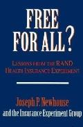 Free for All? Lessons from the Rand Health Insurance Experiment