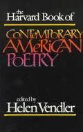 Harvard Book of Contemporary American Poetry