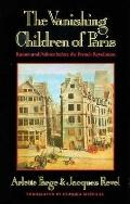 Vanishing Children of Paris
