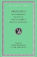 Aristotle Metaphysics, X-XIV