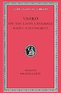 Varro on the Latin Language/Books Viii-X/Loeb Classical Library, No. 334
