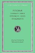 Pindar Nemean Odes, Isthmian Odes, Fragments