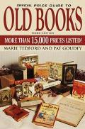 Official Price Guide to Old Books - Marie Tedford - Paperback - 3RD