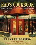 Rao's Cookbook Over 100 Years of Italian Home Cooking