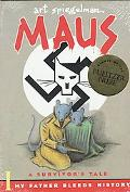 Maus A Survivor's Tale  My Father Bleeds History/Her My Troubles Began/Boxed