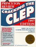 Cracking the CLEP 1997 - Paul Foglino - Paperback