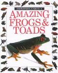 Amazing Frogs and Toads (Eyewitness Juniors #6) - Barry Clarke - Paperback