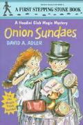 Onion Sundaes - David A. Adler - Paperback