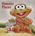 Monster Places - Tom Brannon - Board Book - BOARD