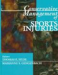 Conservative Mgmt.of Sports Injuries