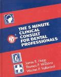 5 Minute Clinical Consult for Dental Professionals