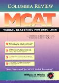 Columbia Review MCAT Verbal Reasoning PowerBuilder - Stephen D. D. Bresnick - Paperback