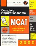 2000 MCAT: Complete Preparation for the Medical College Admission Test - Williams & Wilkins ...
