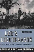 Lee's Lieutenants: A Study in Command, Vol. 2 - Douglas Southall Freeman - Paperback - REPRINT