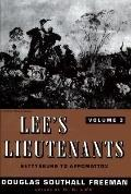 Lee's Lieutenants: A Study in Command, Vol. 3