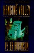 Hanging Valley: An Inspector Banks Novel - Peter Robinson - Hardcover - 1st U.S. ed