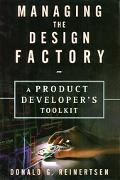 Managing the Design Factory The Product Developer's Toolkit