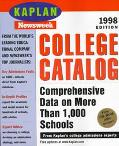 Kaplan / Newsweek College Catalog 1998