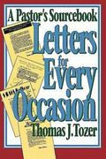 Letters for Every Occasion A Pastor's Sourcebook