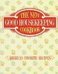 New Good Housekeeping Cookbook - Good Housekeeping Editors - Hardcover - 1st ed