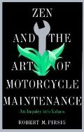 Zen+art of Motorcycle Maintenance