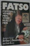 Fatso: The Football Follies of Artie Donovan - Arthur J. Donovan - Hardcover - 1st ed