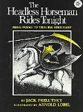 Headless Horseman Rides Tonight More Poems to Trouble Your Sleep