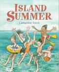 Island Summer - Catherine Stock - Hardcover