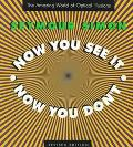 Now You See It Now You Don't: The Optical Illusion Book - Seymour Simon - Paperback - REVISED