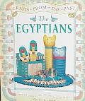 Egyptian Crafts from the Past - Gillian Chapman - Paperback