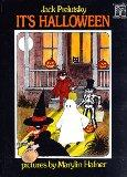 It's Halloween - Jack Prelutsky - Hardcover