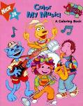 Color My Music! A Coloring Book