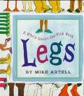 Legs: A Who's under the Flap Book - Mike Artell - Hardcover