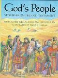 God's People: Stories From the Old Testament - Geraldine McCaughrean - Hardcover