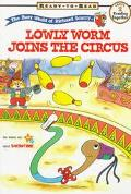 Lowly Worm Joins the Circus - Gail Herman - Paperback - 1ST SIMON