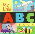 My Little ABC Book - Bob Staake - Board Book - BOARD