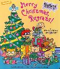 Merry Christmas, Rugrats A Lift-The-Flap Book With 54 Flaps