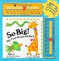 So Big!: My First Measuring Book - Keith Faulkner
