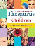 Simon & Schuster Thesaurus for Children