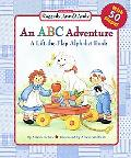 ABC Adventure A Lift-The-Flap Alphabet Book