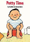Potty Time - Guido Van Genechten - Hardcover - 1 AMER ED