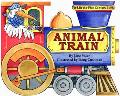 Animal Train Lift-The-Flap