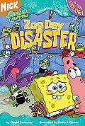 Zoo Day Disaster (Spongebob Squarepants Series #10)