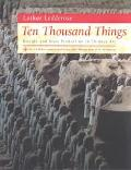 Ten Thousand Things Module and Mass Production in Chinese Art